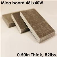 Mica Board 0 50in 48in X 40in